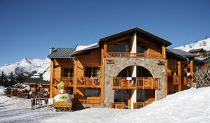 Hotel Aiguille Lodge